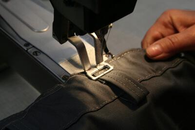 produkcja 3 Produkcja odzieży roboczej
