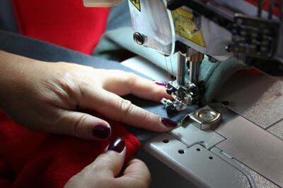 produkcja 4 Produkcja odzieży roboczej